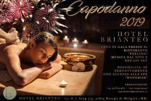 Capodanno benessere hotel Brianteo Monza