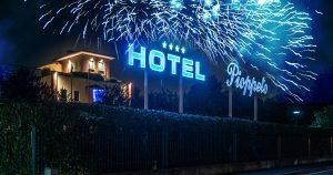 Capodanno hotel Pioppeto Saronno 2020