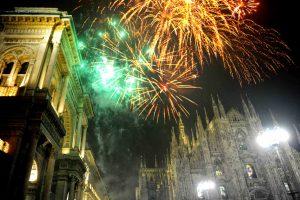Capodanno 2022 Piazza Duomo Milano