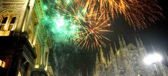 Capodanno 2021 Piazza Duomo Milano