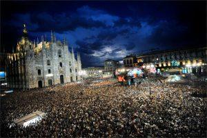 Eventi capodanno Milano 2022