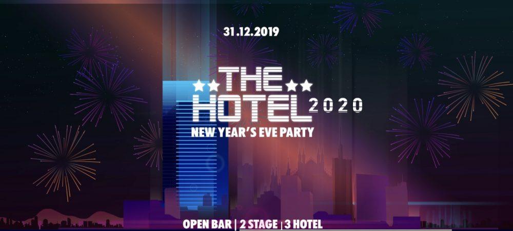 CAPODANNO THE HOTEL MILANO 2020
