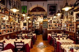 Trattorie ed osterie capodanno Milano 2022