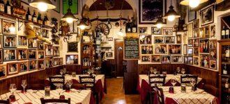Trattorie ed osterie capodanno Milano 2021