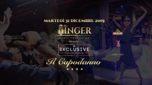 Capodanno The Singer Milano