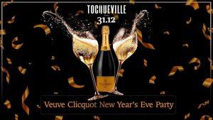 Capodanno 2020 Tocqueville Milano
